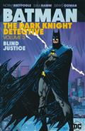 BATMAN THE DARK KNIGHT DETECTIVE TP VOL 03