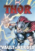 MARVEL VAULT OF HEROES THOR TP VOL 01 (C: 0-1-2)
