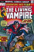 MORBIUS LIVING VAMPIRE OMNIBUS HC DM VAR