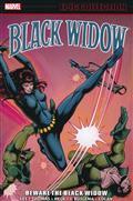 BLACK WIDOW EPIC COLLECTION TP BEWARE BLACK WIDOW