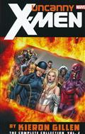UNCANNY X-MEN BY GILLEN COMPLETE COLLECTION VOL 02