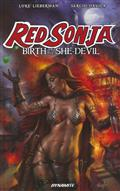 RED SONJA BIRTH OF SHE DEVIL TP