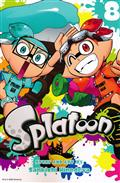 SPLATOON MANGA GN VOL 08
