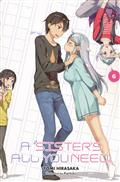 SISTERS ALL YOU NEED LIGHT NOVEL SC VOL 06
