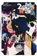 OVERLORD UNDEAD KING OH GN VOL 02