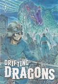 DRIFTING DRAGONS GN VOL 02