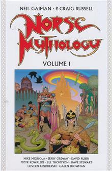 NORSE MYTHOLOGY HC VOL 01