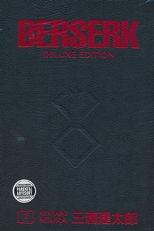 BERSERK DELUXE EDITION HC VOL 07 (MR)