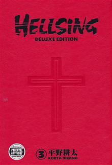 HELLSING DELUXE EDITION HC VOL 03 (MR)