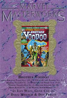 MMW BROTHER VOODOO HC VOL 01 DM VAR ED 305