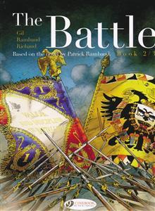 BATTLE BOOK GN VOL 02 (OF 3)
