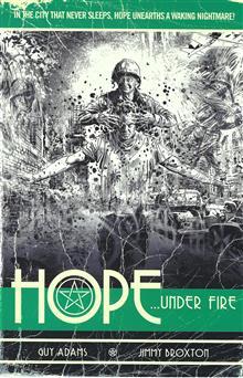 HOPE TP VOL 02 HOPE UNDER FIRE