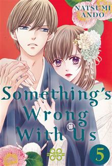 SOMETHINGS WRONG WITH US GN VOL 05