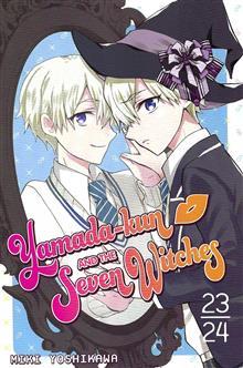 YAMADA KUN & SEVEN WITCHES GN VOL 20 PARTS 23 & 24