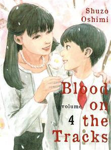 BLOOD ON TRACKS GN VOL 04 (MR)