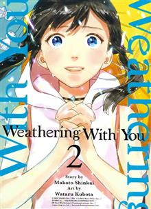 WEATHERING WITH YOU GN VOL 02