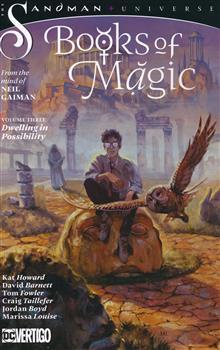BOOKS OF MAGIC VOL 3 DWELLING IN POSSIBILITY TP (MR)