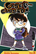 CASE CLOSED GN VOL 03