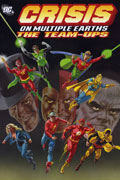 CRISIS ON MULTIPLE EARTHS THE TEAM UPS VOL 1 TP