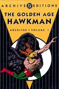 GOLDEN AGE HAWKMAN ARCHIVES VOL 1 HC