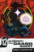 ELFQUEST THE GRAND QUEST VOL 12 TP