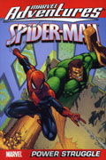 MARVEL ADVENTURES SPIDER-MAN VOL 2 POWER STRUGGLE