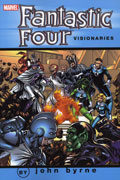 FANTASTIC FOUR VISIONARIES JOHN BYRNE VOL 5 TP