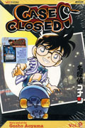CASE CLOSED GN VOL 09