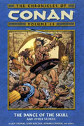 CHRONICLES OF CONAN VOL 11 DANCE O/T SKULL TP