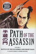 PATH OF THE ASSASSIN VOL 5 TP (MR)