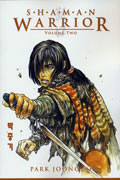 SHAMAN WARRIOR VOL 2 TP