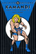 KAMANDI ARCHIVES VOL 2 HC