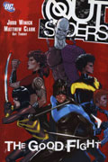 OUTSIDERS VOL 5 THE GOOD FIGHT TP