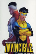 COMPLETE INVINCIBLE LIBRARY VOL 1 LTD ED SGN HC