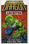 SAVAGE DRAGON ARCHIVES VOL 1 TP