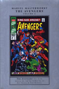 MARVEL MASTERWORKS AVENGERS VOL 6 NEW ED HC