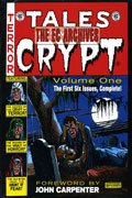 EC ARCHIVES TALES FROM THE CRYPT VOL 1 HC