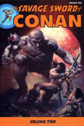 SAVAGE SWORD OF CONAN TP VOL 02