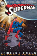 SUPERMAN CAMELOT FALLS VOL 2 HC