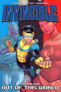 INVINCIBLE VOL 9 OUT OF THIS WORLD TP