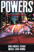 POWERS VOL 2 DEFINITIVE COLLECTION HC (MR)
