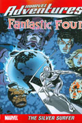 MARVEL ADVENT FANTASTIC FOUR TP VOL 07 SILVER SURFER DIGEST