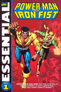 ESSENTIAL POWER MAN AND IRON FIST VOL 1 TP
