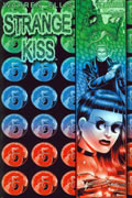 WARREN ELLIS STRANGE KISS TP