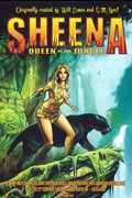 SHEENA QUEEN OF THE JUNGLE TP VOL 01