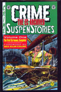EC ARCHIVES CRIME SUSPENSTORIES VOL 1 HC