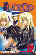 BLACK CAT TP VOL 12