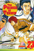 PRINCE OF TENNIS GN VOL 23