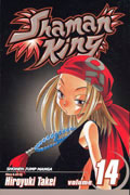 SHAMAN KING GN VOL 14 (OF 32)