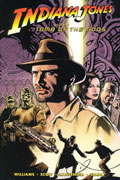 INDIANA JONES VOL 1 TOMB OF GODS TP